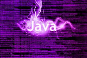 code java pink digital art