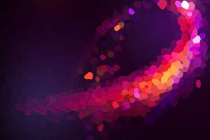 colorful digital art shapes abstract
