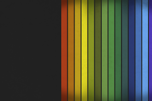 colorful lines abstract