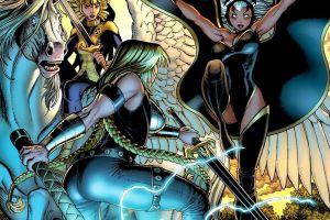 comics storm (character) x-men