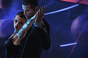 commander shepard mass effect tango jack video games