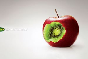 commercial artwork apples