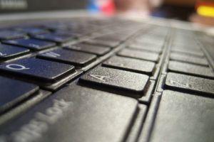 computer depth of field keyboards