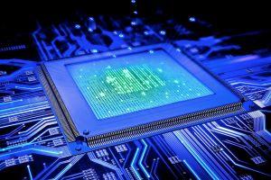 computer digital art cpu hardware cpu