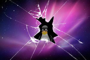 computer linux tux