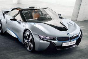 concept cars bmw i8 car hybrid
