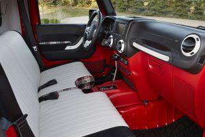 concept cars jeep j-12 car interior
