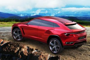 concept cars red cars lamborghini urus