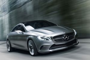 concept cars silver cars car vehicle mercedes-benz mercedes style coupe