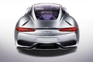 concept cars sports car infiniti emerg e infiniti grey cars car