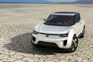 concept cars ssangyoung xiv-2 car