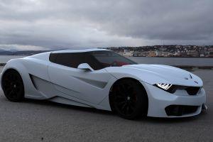 concept cars white cars vehicle car