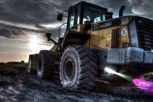 construction vehicles vehicle front end loader