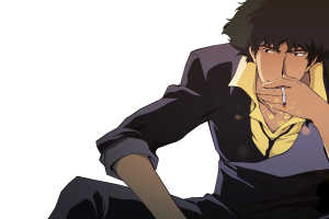 cowboy bebop spike spiegel anime anime boys