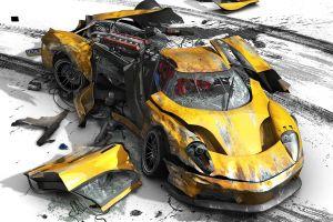 crash destruction burnout (video game) car