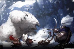 creature vindictus artwork fantasy art