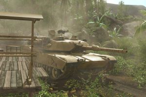 crysis military vehicle video games m1 abrams