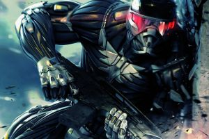 crysis video game art video games