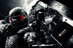 crysis video games gtx 690