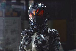 cyberpunk women science fiction