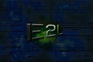 dark digital art logo