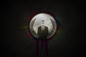 dark suits simple background artwork