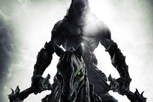 darksiders 2 darksiders death video games