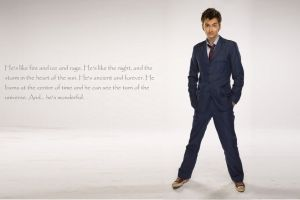 david tennant the doctor tenth doctor doctor who
