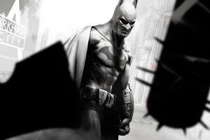 dc comics video games batman batman: arkham city