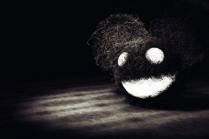 deadmau5 artwork awesome face