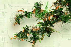 digital art cgi abstract artwork render