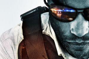 digital art men dice battlefield video games battlefield hardline sunglasses
