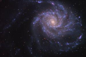 digital art spiral galaxy galaxy space space art