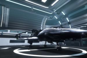 digital art star citizen pc gaming video games spaceship