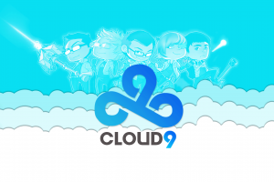 digital art video games cloud9 league of legends