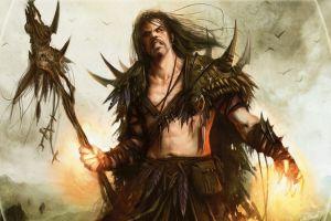 digital art video games magic: the gathering