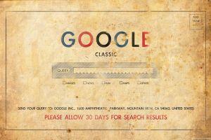 digital art web design vintage humor google