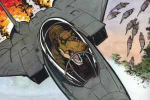 dinosaurs airplane humor