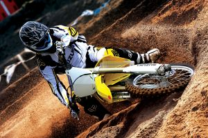 dirty motocross racing sport