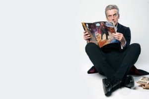 doctor who the doctor peter capaldi
