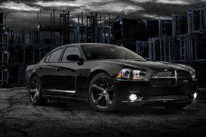 dodge car vehicle black cars dodge charger