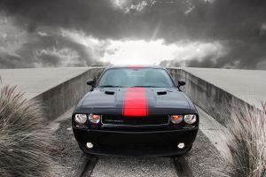 dodge challenger vehicle black cars dodge car