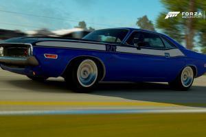 dodge forza motorsport forza motorsport 5 dodge challenger video games car muscle cars