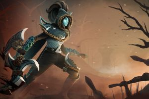 dota 2 video games dota phantom assassin