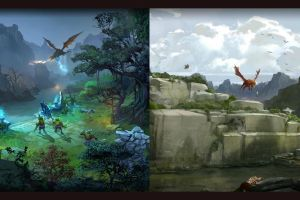 dota dota 2 video games collage dota 2