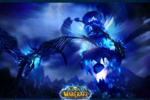 dragon world of warcraft: wrath of the lich king world of warcraft video games