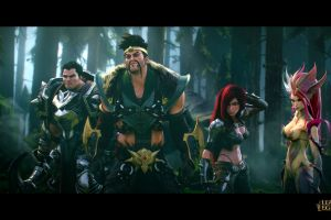 draven zyra video games darius riot games katarina (league of legends) league of legends