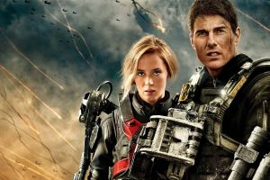 edge of tomorrow tom cruise science fiction emily blunt blonde movies