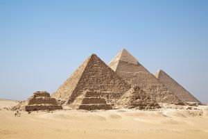 egypt landscape sand