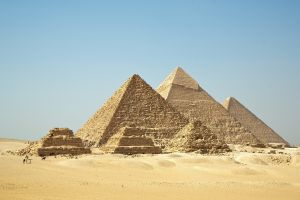 egypt pyramid architecture